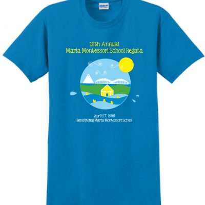 Duck Regatta 2019 tshirt