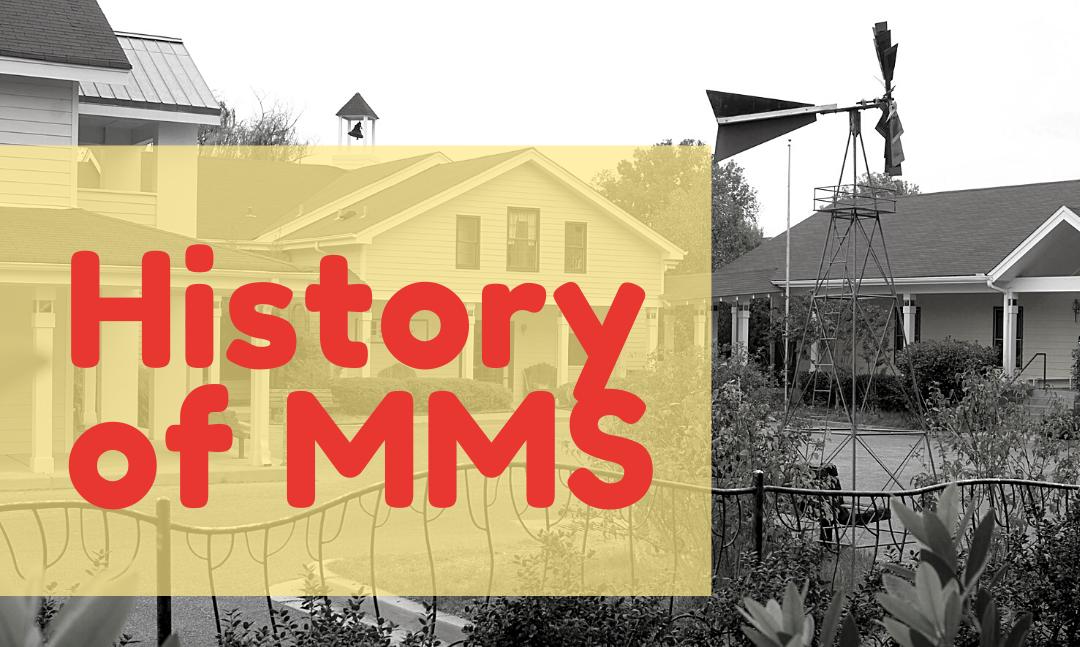 The history of the Maria Montessori School