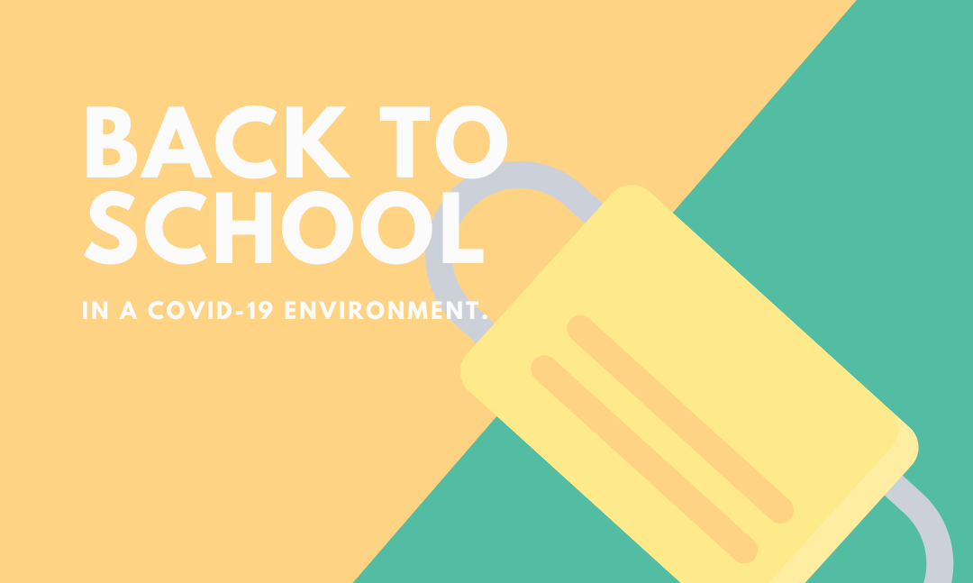 Preparing your child for back to school in the COVID environment