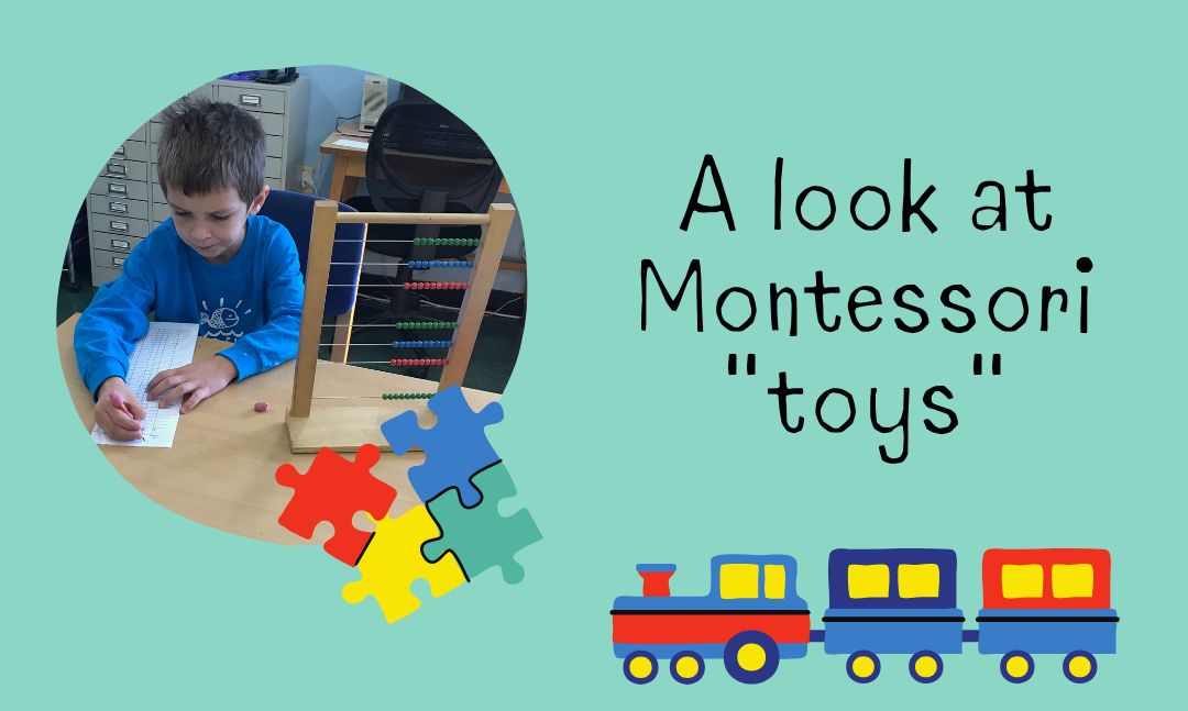 "A look at ""Montessori"" toys"